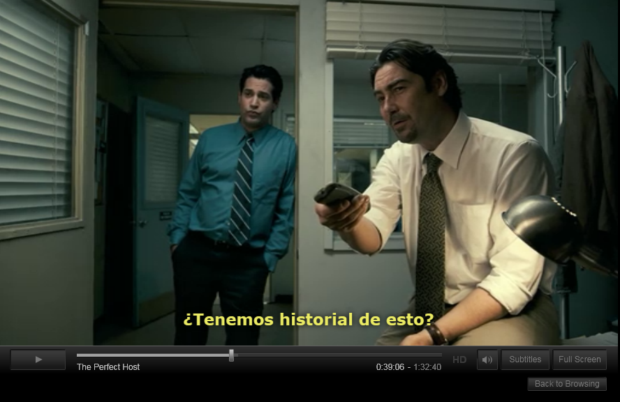Image result for netflix subtitles in spanish